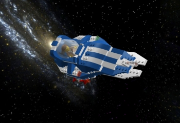 "Ship ""Blue werewolf"""
