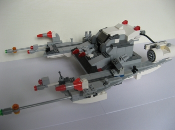 """Pursuer"" space ship"