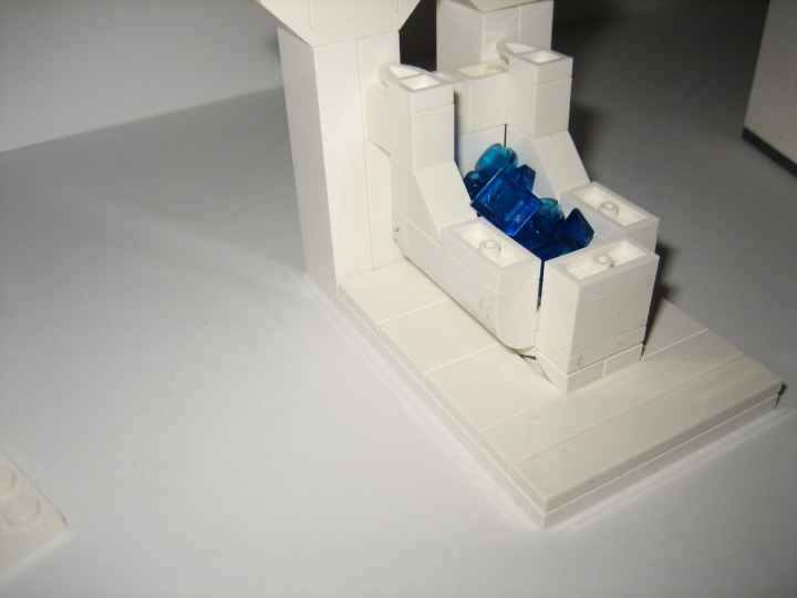 LEGO MOC - Because we can! - Archimedes: ванна