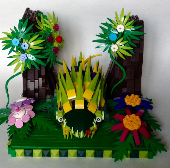 LEGO MOC - Fantastic Beasts And Who Dreams Of Them - Fantastic beastie