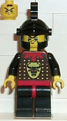 Pirati Nuovo di Zecca 4160760 Nero Per Castle 4x LEGO Conquistador Caschi