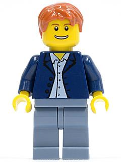 Lego Minifigure City Arctic Scout Cty0509
