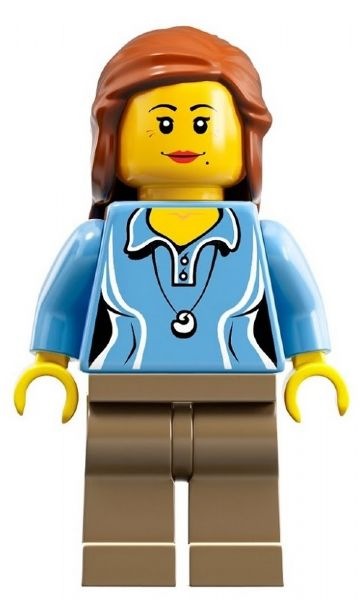 Bricker Lego Minifigure Idea010 Research Scientist