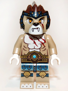 LEGO Detailed Listing for Longtooth loc027 $2.25