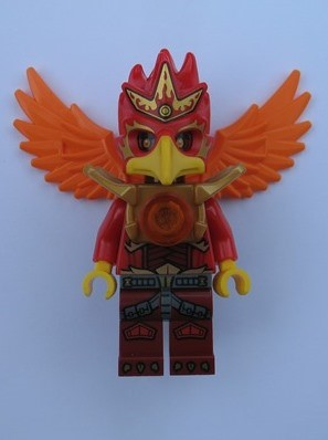Fluminox 70155 loc104 Lego Minifigures Legends of Chima