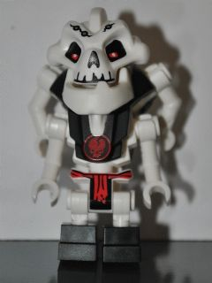 Bricker - LEGO Minifigure - njo014 Samukai