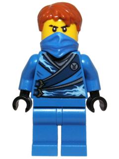 Bricker Lego Minifigure Njo089 Jay Rebooted