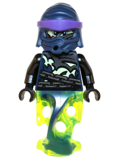 njo155 NEW LEGO Chain Master Wrayth FROM SET 70736 NINJAGO Ghost Lower Body
