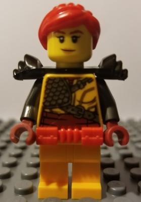 Baukästen & Konstruktion njo477 NEW LEGO Skylor Hunted ...