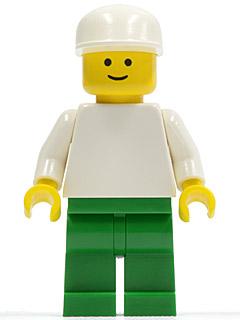 Lego Standard Grin Head x 1 Yellow for Minifigure