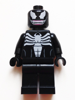 Bricker Lego Minifigure Sh113 Venom