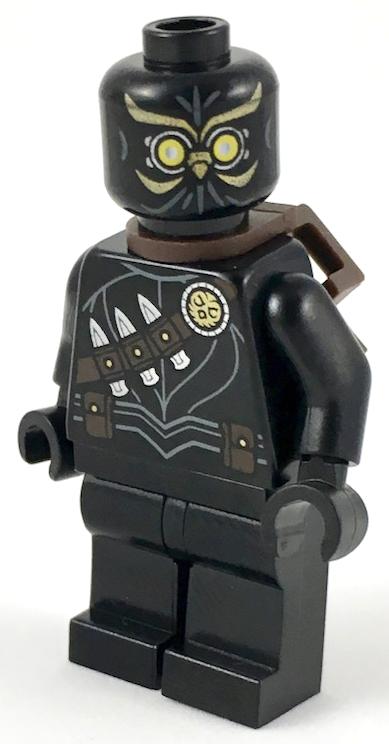 New Lego Talon Double Scabbard Minifigure From Batman Set 76110 DC sh530