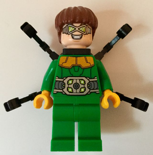 LEGO SPONGEBOB DOCTOR // DOC LEGO MINIFIG MINI FIGURE