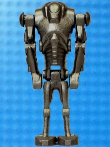 bricker lego minifigure sw092 super battle droid