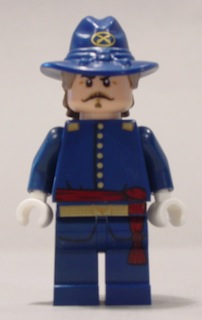 lego lone ranger coloring pages - bricker lego minifigure tlr016 captain j fuller