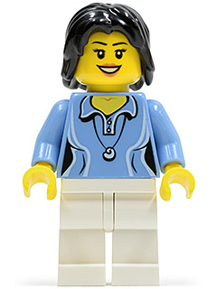 City Minifigures Octan oct069 Lego
