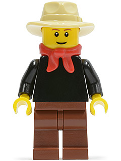 37d9cb842bda6 Bricker - LEGO Minifigure - ww009 Gold Prospector - Male (9349)