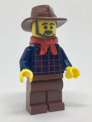 2ea291beca58a Bricker - LEGO Minifigure - ww025 Gold Prospector - Male (45023)
