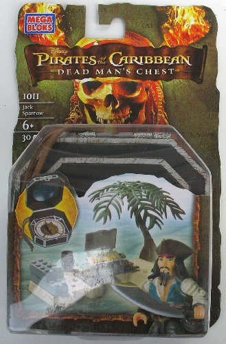 mega bloks pirates of the caribbean instructions
