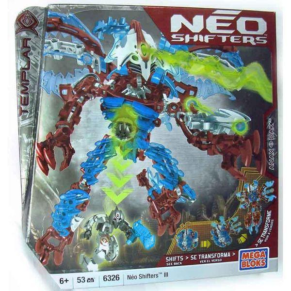 mega bloks neo shifters instructions