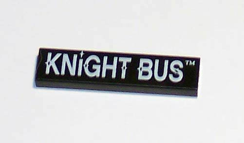 lego knight bus instructions 4755