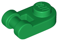Bricker - Part LEGO - 26047 Plate, Modified 1 x 1 Rounded ...
