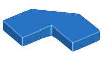 Facet 27263 Choose Color /& Quantity Tile Corner 2x2 Cut Corner Lego