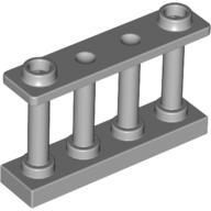 LEGO 30055 @@ Fence 1 x 4 x 2 Spindled with 2 Studs @@ 7075