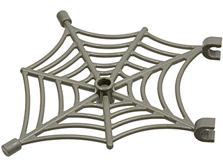1 LIGHT GRAY SPIDER WEB HARRY POTTER PIRATE/'S HALLOWEEN LEGO
