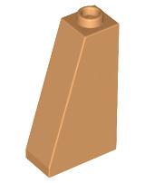 Lego 4460b slope 75 @ @ 2 x 1 x 3-hollow stud @ @ light courrier électronique gray 7079 7965