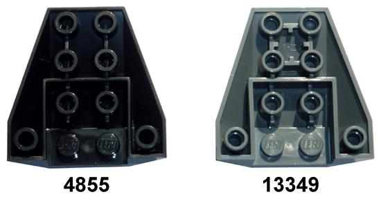 Wedge 4 x 4 Triple Inverted. 4855