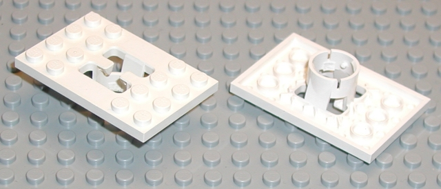 3622 23X LEGO BLACK Brick 1x3 city star wars castle CREATOR SPACE SPARE PARTS