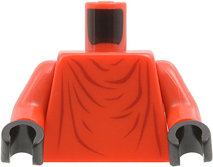 Lego Star Wars Royal Guard with Dark Red Arms and Hands Minifigure SW#70