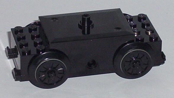 Bricker Part Lego X1688c01 Electric Train Motor 9v Rc