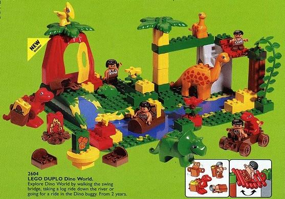 Bricker Part Lego 31050 Duplo Dinosaur T Rex Adult