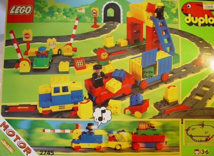 bricker part lego 2961bc duplo train locomotive. Black Bedroom Furniture Sets. Home Design Ideas