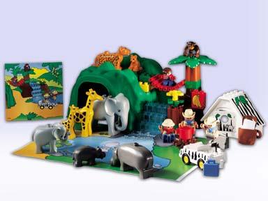 Bricker - Part LEGO - 31365 Duplo, Train Tunnel