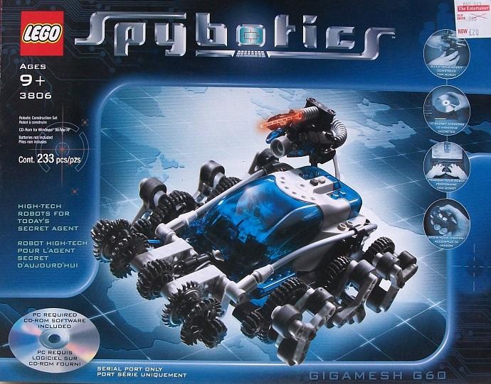 Bricker Part Lego 4232sc Electric Spybotics Serial Cable