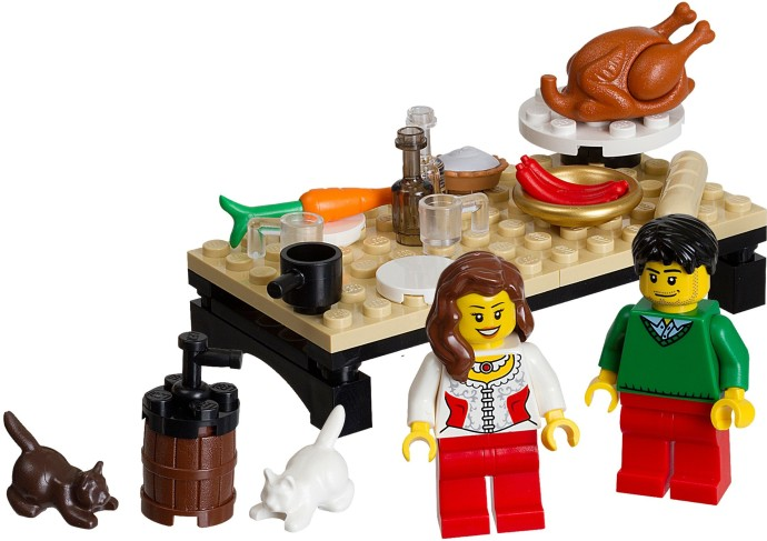 A013 LEGO NEW Red Hot Dog Sausages 33078 Pack of 2