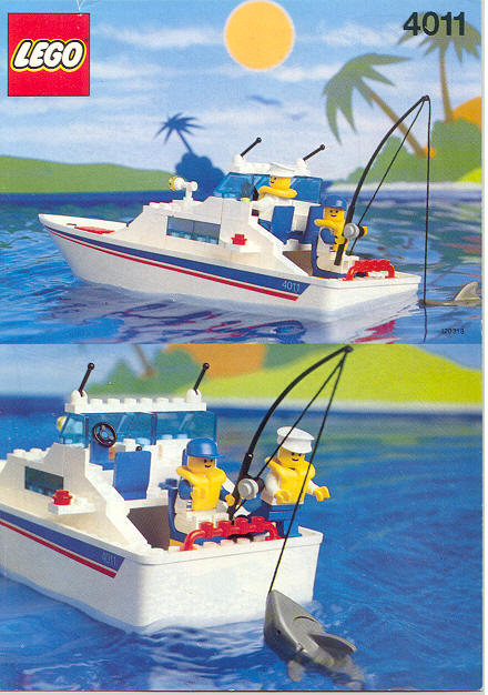 lego lotr how to build fishing rod