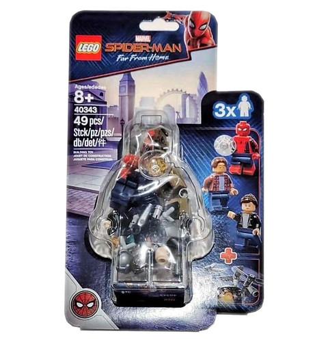 LEGO New Duplo Red 2x2 Spider Pattern Marvel Brick Piece