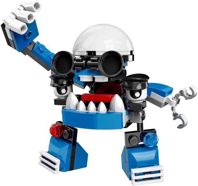 1 x lego 86500 cylinder hemisphere 4 x 4-trans-dark blue