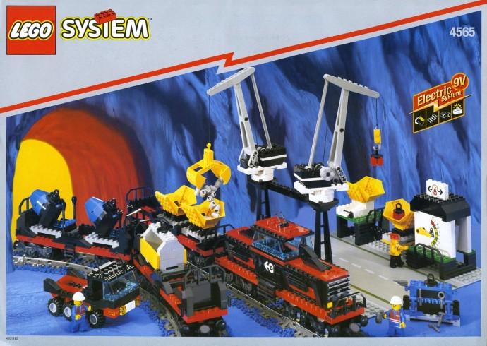Bricker Part Lego 2871 Train Motor 9v Decorative Side