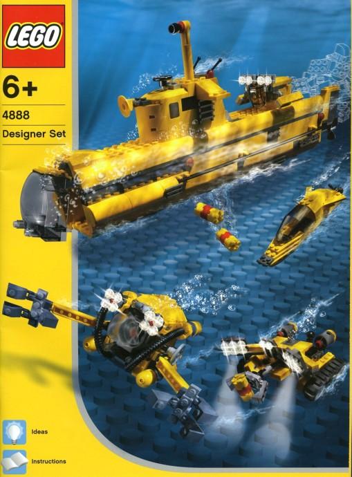 LEGO 6192 @@ Brick Modified 2 x 4 @@ Blue 5848 5890 8549