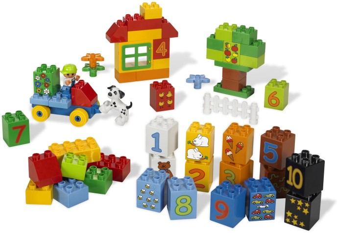Duplo Farm Instructions 10525