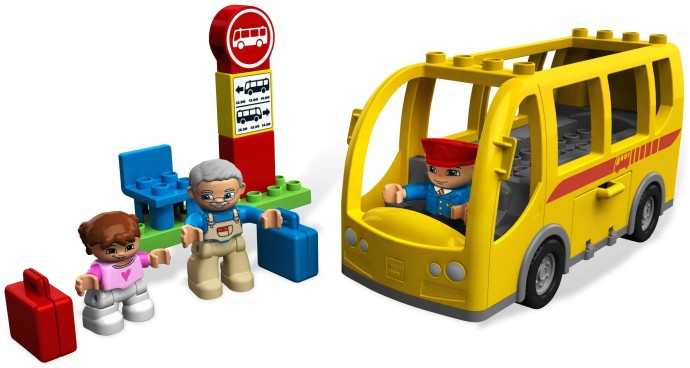 Bricker Part Lego 6427 Duplo Utensil Suitcase