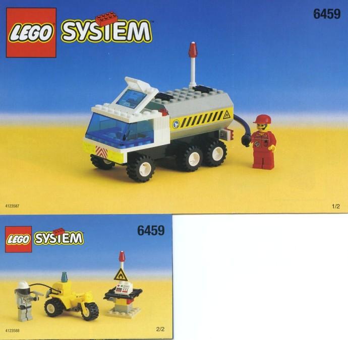 44661 TAIL Shuttle Small LEGO YELLOW x 1 PR64