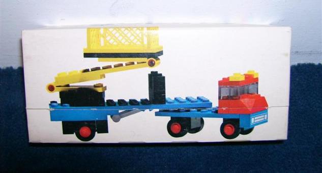 1966 LEGO Vintage Black Hinge Plate 2 x 8-1772 10021 6682 1651 6581 6989