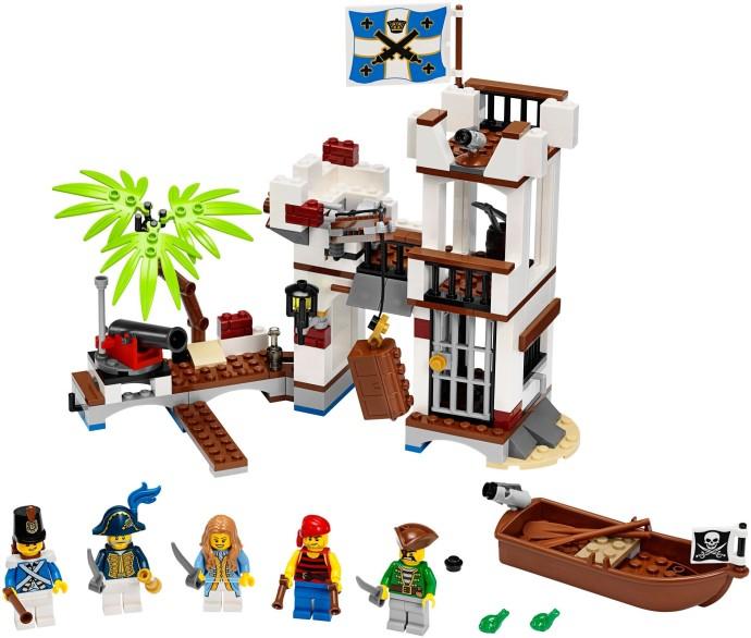 Lego Pirate Gunner Minifigure from set 70412 Pirates NEW pi147