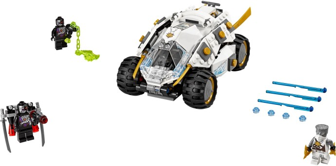 NEW LEGO Part Number 15621 in Trans Yellow